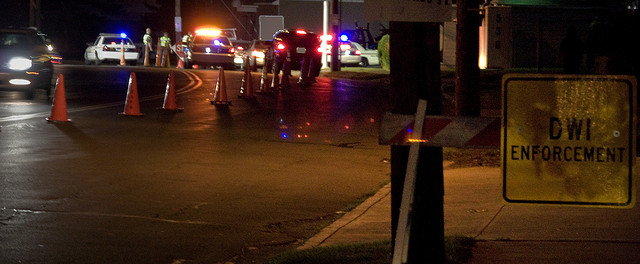 DUI Checkpoints Columbus
