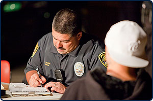 What Can I Expect at a DUI Checkpoint