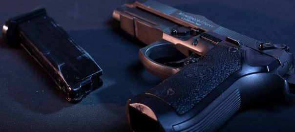 Understanding Weapons Crime Charges